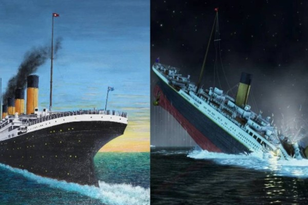 14 Απριλίου 1912: Η αρχή της τραγωδίας - Ο Τιτανικός προσκρούει σε παγόβουνο (videos)
