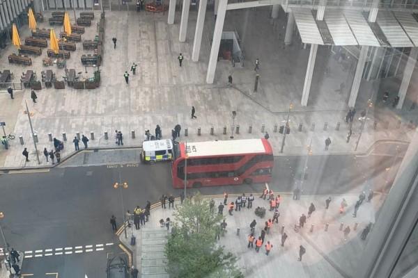 Λονδίνο: Εκκενώθηκε σταθμός τρένου