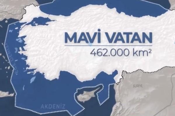 «Γαλάζια Πατρίδα»: Προπαγανδιστικό ντοκιμαντέρ από το TRT για τα δικαιώματα της Τουρκίας!