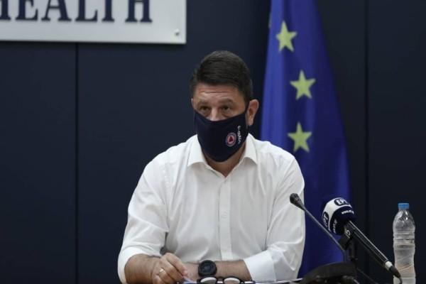 Κορωνοϊός: Δείτε live τις τελευταίες ενημερώσεις για την Ελλάδα - Ανακοινώσεις Χαρδαλιά για το τι θα ισχύσει από Δευτέρα (12/4)