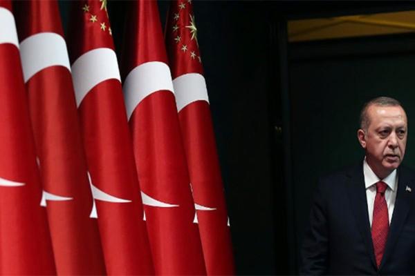 Ερντογάν για Κυπριακό: