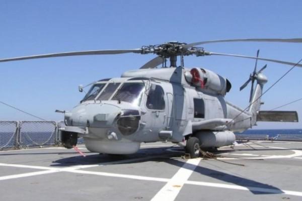 Πολεμικό Ναυτικό: Παραδόθηκε το πρώτο ελικόπτερο Aegean Hawk