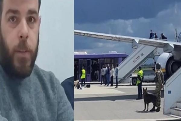 Αεροπειρατεία: Ιάσων Ζήσης - Αυτός είναι ο Έλληνας επιστήμονας που κατέβασαν από το αεροπλάνο - Στο μικροσκόπιο της ΕΥΠ ο Προτάσεβιτς