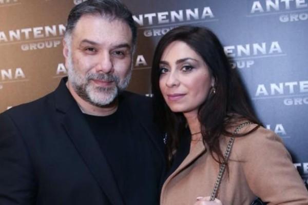 «Εξερράγη» ο Γρηγόρης Αρναούτογλου με τη σύντροφό του Νάνσυ Αντωνίου - Το τηλεοπτικό μέλλον του παρουσιαστή