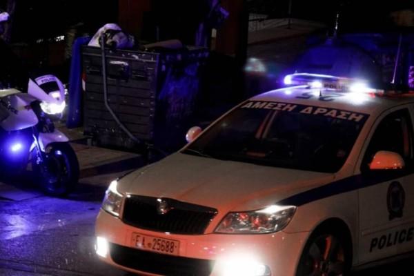 Αγία Παρασκευή: Σύλληψη δύο στρατιωτικών που κυκλοφορούσαν με καραμπίνες
