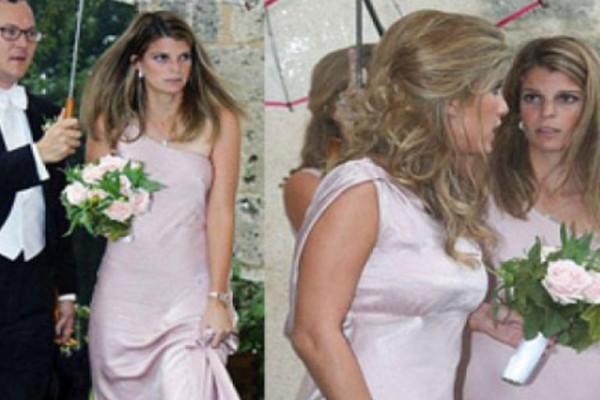 Λαμπρός γάμος για την Αθηνά Ωνάση: Έλαμπε από ευτυχία η νύφη