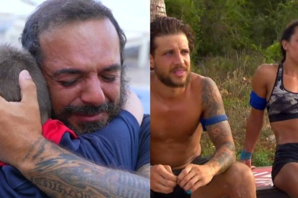 Survivor spoiler: Διέκοψαν τα γυρίσματα! Άγριος τσακωμός Τριαντάφυλλου - Ατζούν μπροστά στις κάμερες