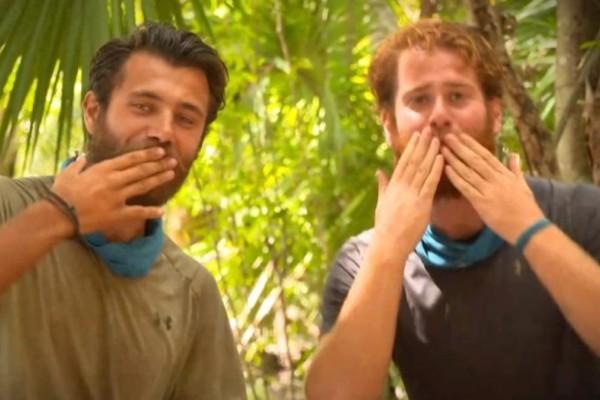 Survivor 4: Τζέιμς και Μπάρτζης μαζί στο Ζευγολατιό - Δείτε τι κάνουν