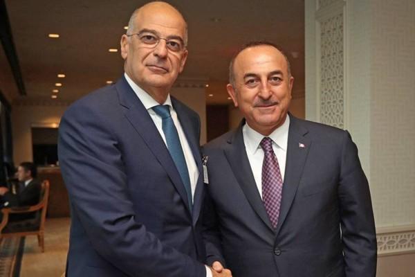 Ελληνοτουρκικά: Τι συζήτησαν Δένδιας-Τσαβούσογλου - Η πορεία των σχέσεων των δύο χωρών μετά τη συνάντηση