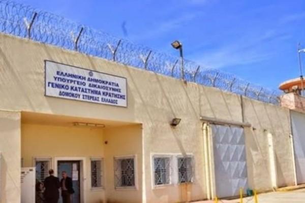 Φυλακές Δομοκού: Βαρυποινίτης ξυλοκόπησε άγρια τον αντιεξουσιαστή Γιάννη Δημητράκη