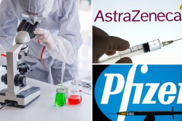 Κορωνοϊός-Εμβόλιο: Τα πιθανά συμπτώματα μετά τους εμβολιασμούς με Pfizer και AstraZeneca (Video)
