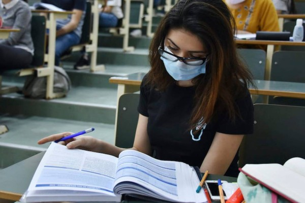 Επιστρέφουν στα Πανεπιστήμια οι φοιτητές: Δια ζώσης οι εξετάσεις στα ΑΕΙ με self test