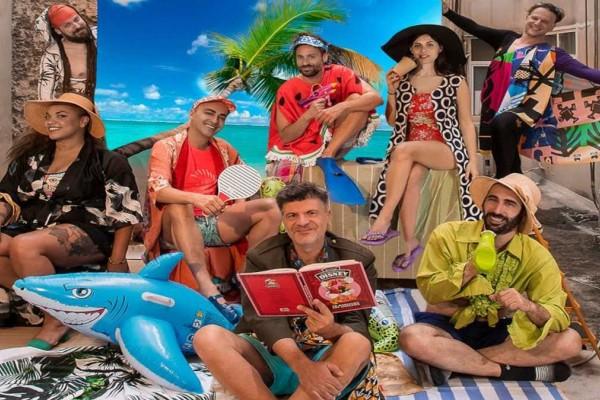 Summer in The City: Η Ταράτσα του Φοίβου επιστρέφει στο Θέατρο Άλσος