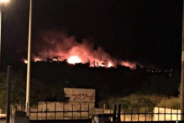 Φωτιά στον Σχίνο Κορινθίας: Τα μέτρα στήριξης των πληγέντων από την καταστροφή