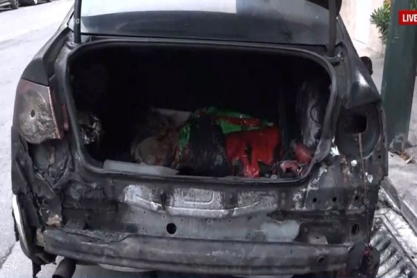 Φωτιά τα ξημερώματα σε αυτοκίνητο στου Ρέντη