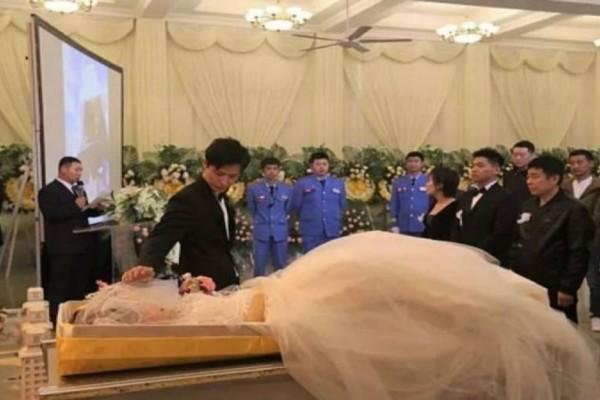 Γαμπρός «έχασε» τη σύντροφό του λίγο πριν το γάμο - Αυτό που έκανε θα δακρύσετε (photo)