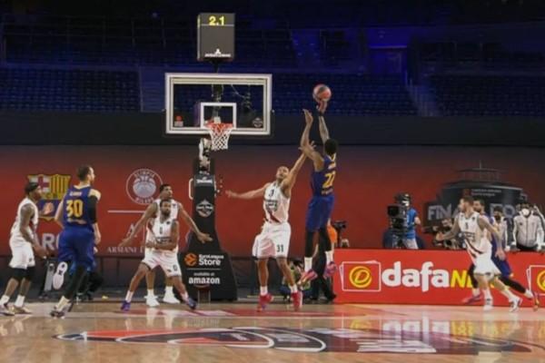 Euroleague: Με ήρωα τον Χίγκινς στον τελικό η Μπαρτσελόνα