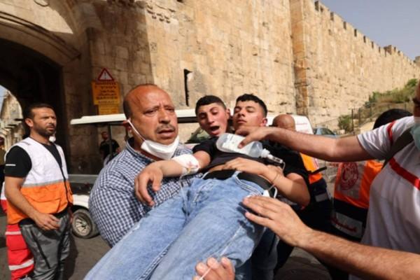 Κόλαση στην Παλαιστίνη: 20 νεκροί και 65 τραυματίες στη Λωρίδα της Γάζας από τα ισραηλινά αντίποινα