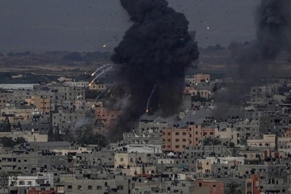 Ισραήλ: Οι Παλαιστίνιοι έχουν ρίξει 3000 ρουκέτες από τη Γάζα