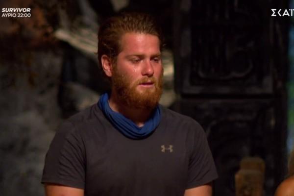 Survivor 4: Αδιανόητο περιστατικό - Κλείδωσαν τον Τζέιμς σε τουαλέτα