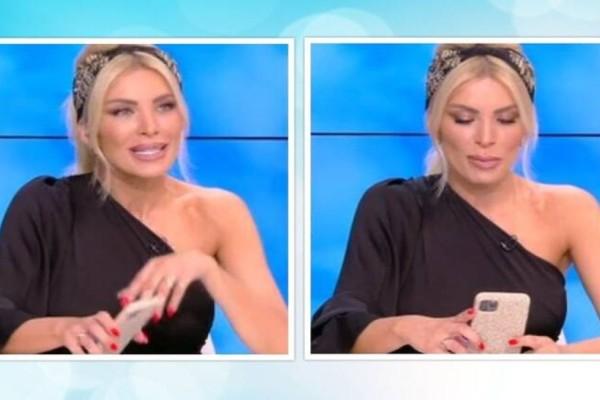 Αναστάτωση on air για την Κατερίνα Καινούργιου - Το παρασκήνιο πίσω από την κόντρα με την Μαλέσκου