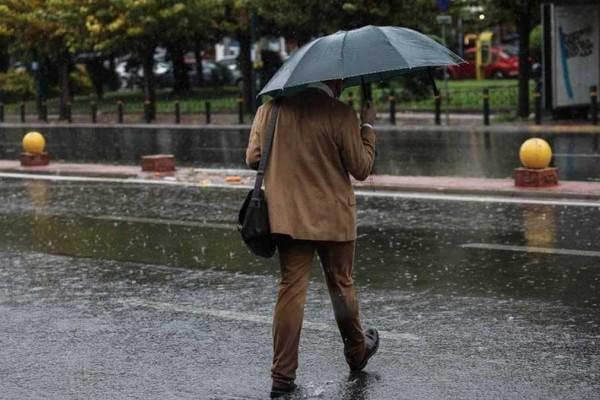 Έκτακτο δελτίο επιδείνωσης καιρού: Κακοκαιρία «εξπρές» χτυπά την χώρα