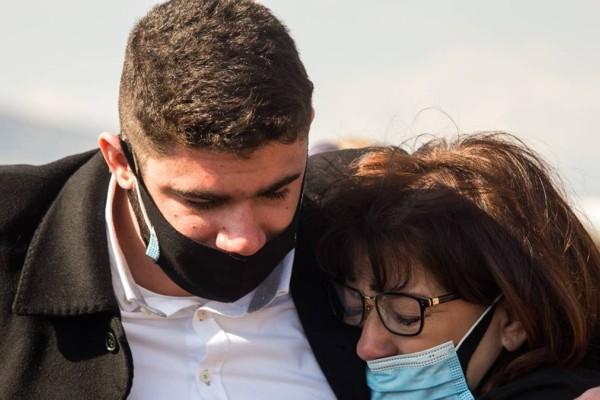 Γιώργος Καραϊβάζ: Συγκλονίζει η σύζυγός του - «Σε αγαπώ πολύ…»