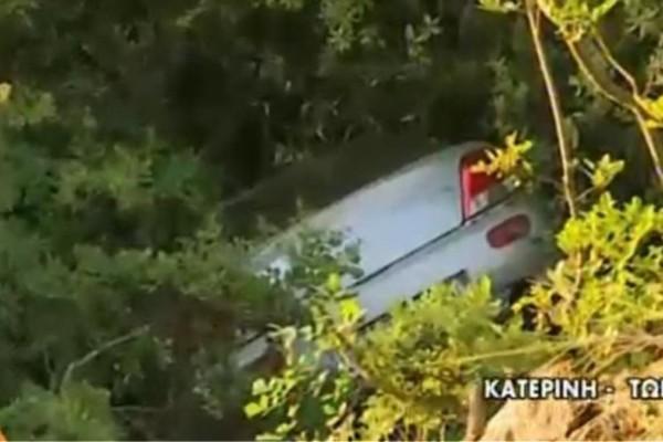Κατερίνη: Μάνα και κόρη ανασύρθηκαν από τη χαράδρα μετά από 3 μέρες - Το χρονικό της διάσωσης