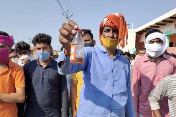 Ινδία: 25 άνθρωποι έχασαν τη ζωή τους από τοξικό λικέρ