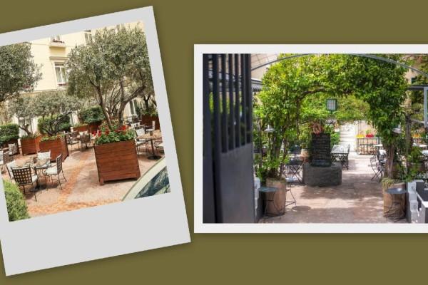 7+1: Αποκαλύπτουμε έναν νέο μυστικό κήπο στην Αθήνα και 7 κλασσικά στέκια που λατρεύουμε