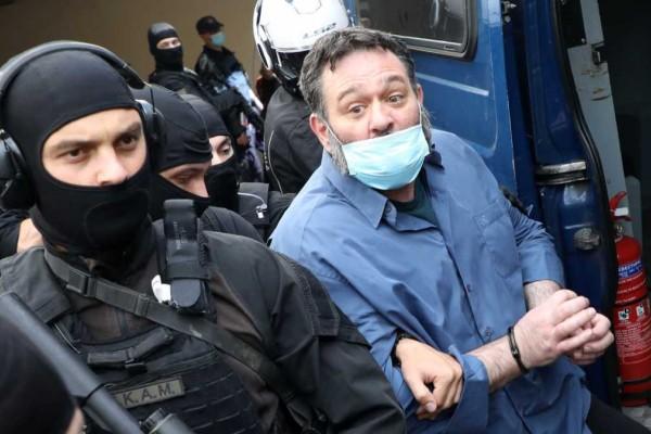 Γιάννης Λαγός: Λίγα μέτρα από τον Κουφοντίνα το κελί του - Η συνάντηση με Μιχαλολιάκο και Κασιδιάρη