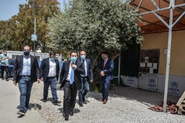 Μυτιλήνη: Έκλεισε η δημοτική δομή φιλοξενίας του Καρά Τεπέ