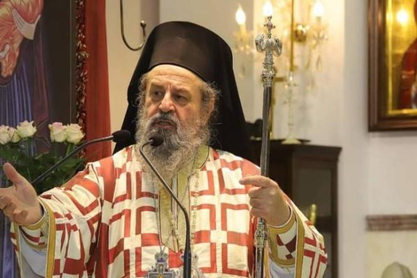 Συμμορίες εγκληματικών οργανώσεων τύπου Χρυσής Αυγής στην εκκλησία καταγγέλλει ο Μητροπολίτης Δράμας!