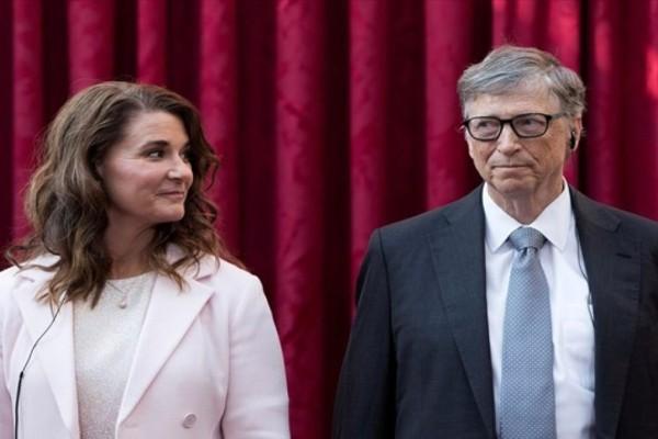 Διαζύγιο-βόμβα: Χωρίζουν ο Μπιλ και η Μελίντα Γκέιτς μετά από 27 χρόνια γάμου - Τι θα γίνει με την περιουσία (photo)