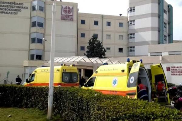 Συναγερμός στο Ηράκλειο: Στο νοσοκομείο 35χρονος με θρόμβωση - Είχε εμβολιαστεί με AstraZeneca