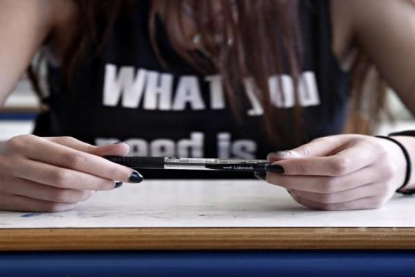 Πανελλαδικές Εξετάσεις: Με self test, μάσκες - Σεπτέμβριο οι