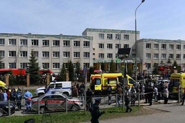 Συναγερμός στη Ρωσία μετά από έκρηξη σε σχολείο - 11 οι νεκροί
