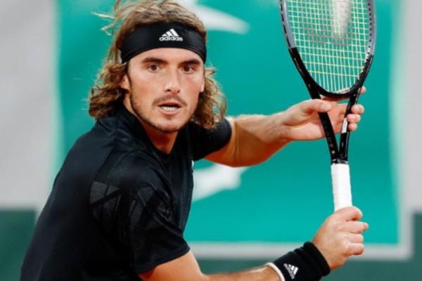 Τσιτσιπάς: Αποκλείστηκε από το Madrid Open