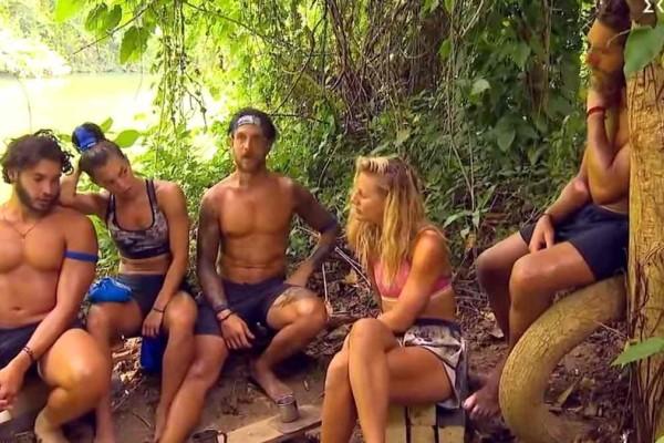 Survivor 4: Ξεμπρόστιασε τη στρατηγική του Σάκη η Καρολίνα - Έξαλλος ο Ασημακόπουλος με τα ψέμματα