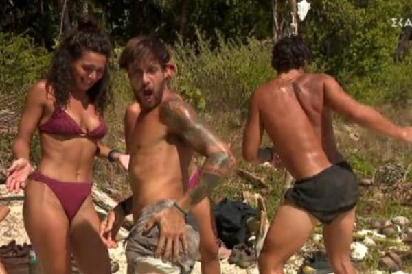 Survivor 4 - Γιώργος Λιάγκας: