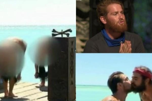 Survivor 4: Το φιλί στο στόμα Μπόγδανου-Τριαντάφυλλου, το τραγούδι του Λιβάνη, η θερμή αγκαλιά Σάκη-Μαριαλένας, και τα «αποκαλυπτήρια» - Δείτε τα highlights