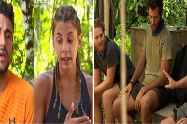 Survivor 4: Το «φαρμάκι» της Μαριαλένας για Τζέιμς-Νίκο, το ερωτικό καυγαδάκι με τον Σάκη και υποψήφιοι για αποχώρηση (Video)