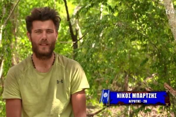 Survivor 4: Η κόντρα συνεχίζεται - Αυτή την πρώην συμπαίκτριά του έκανε unfollow ο Μπάρτζης