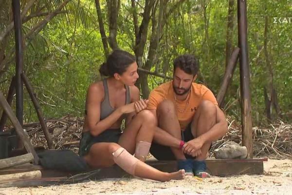 Survivor 4: Στην φόρα η αλήθεια για τη σχέση Νικολέτας και Σάκη!