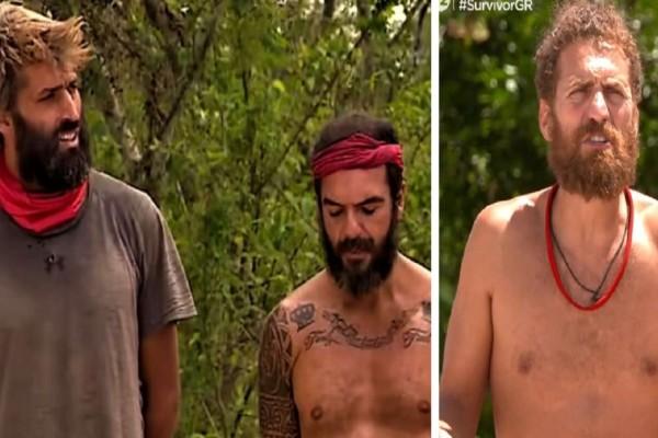 Survivor 4: Καταπέλτης ο Παπαδόπουλος κατά Ντάφυ & Παππά - «Ο Τριαντάφυλλος είναι μοντέρνος καραγκιόζης - Ο Αλέξης ήταν μια μαύρη σκιά» (Video)
