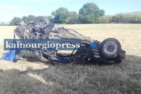 Σοκ στο Αγρίνιο: Νεκρός 33χρονος οδηγός σε αγώνα Dragster
