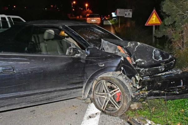 Τραγωδία στις Σέρρες: Νεκρός 24χρονος σε τροχαίο - «Καρφώθηκε» σε κορμούς δέντρων