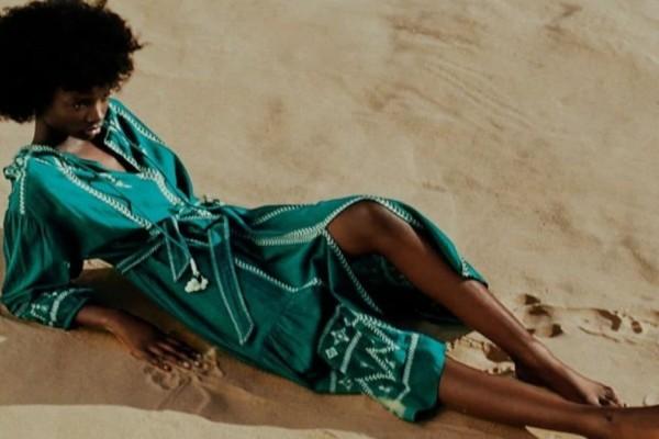 ZARA:Τα κορυφαία μαύρα και πράσινα φορέματα που θα γίνουν sold out