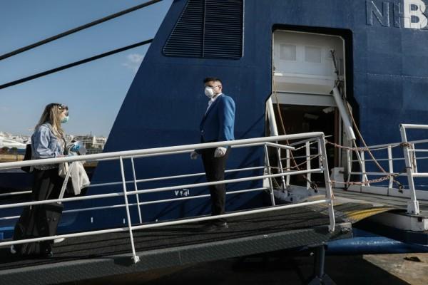Πλακιωτάκης: Σε ισχύ από αύριο η ψηφιακή δήλωση υγείας - Τα μέτρα για τις μετακινήσεις με πλοία