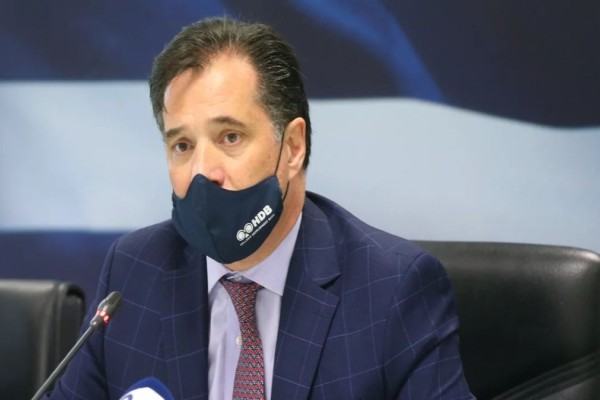 Γεωργιάδης: Τα προνόμια θα δίνουν μεγαλύτερα περιθώρια κινητικότητας στους εμβολιασμένους - Πώς σχολίασε το οικονομικό κίνητρο για τους νέους και την εστίαση